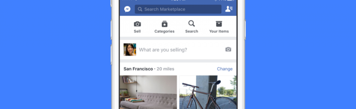 Watch out OLX & Quikr, Facebook has now introduced Facebook Marketplace.