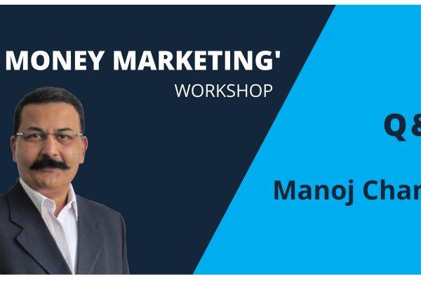 Q & A with Manoj Chandra