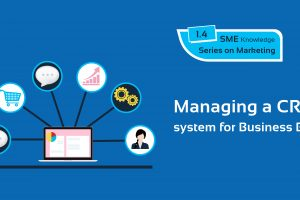 Managing a CRM system for Business Benefit