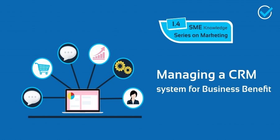 Insperme- Managing a CRM system for Business Benefit