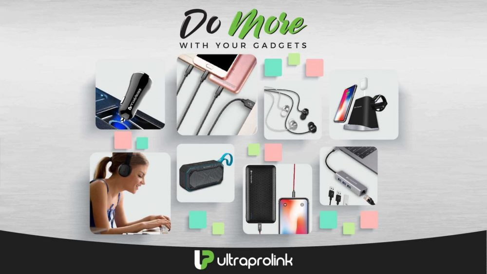 UltraProlink - Do More with your Gadgets