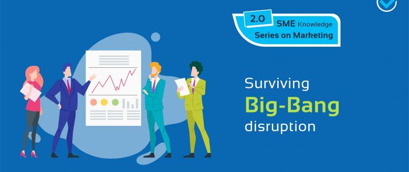 Surviving Big-Bang Disruption