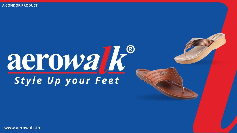 Aerowalk - Style up your Feet