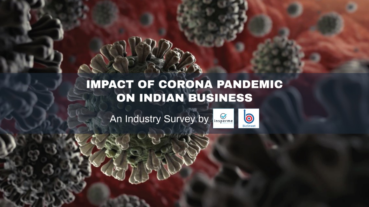 COVID19 Survey on impact on SME Business