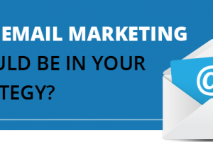 Why email marketing should be in your strategy?