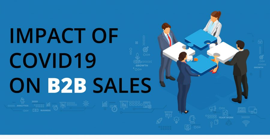 impact of covid on b2b sales